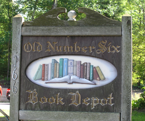 book sign