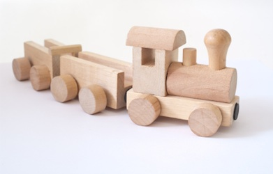 The Wooden Toy