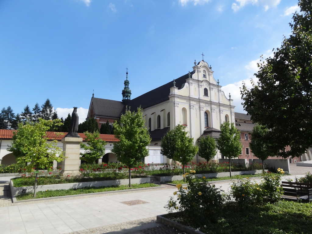 Cistercian Abby in Mogiła (Kraków) & Wooden Church