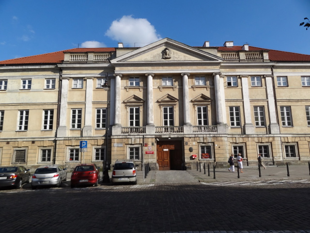 Archives in Warsaw, Poland