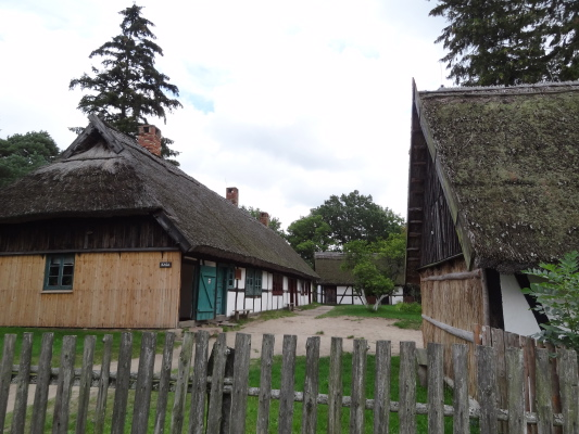 Kluki- Historic Polish Village